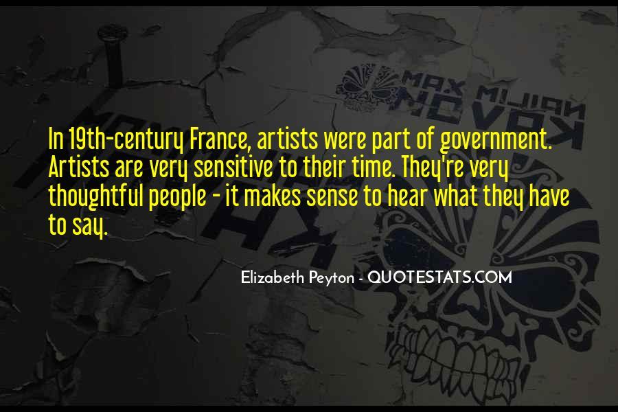Elizabeth Peyton Quotes #139329