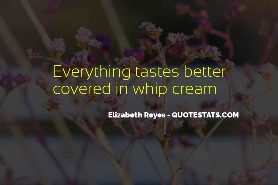 Elizabeth Reyes Quotes #1549093