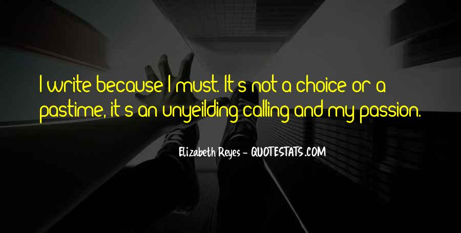 Elizabeth Reyes Quotes #1784303