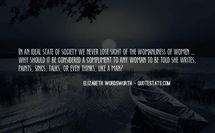 Elizabeth Wordsworth Quotes #1638162