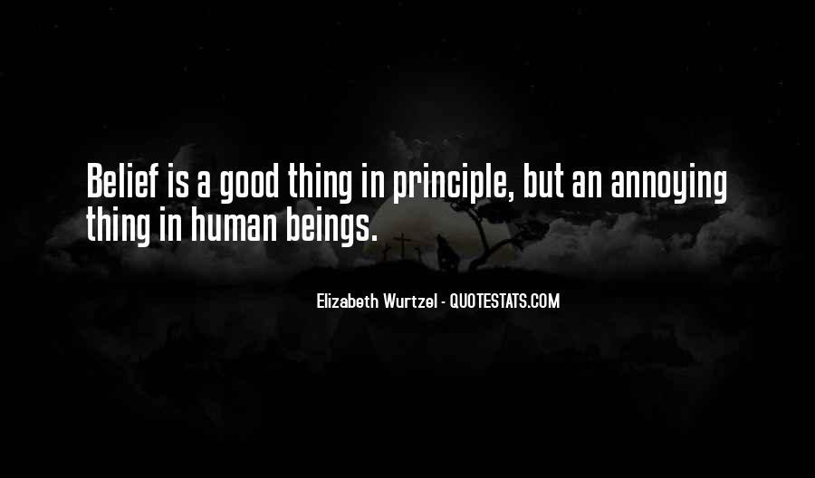 Elizabeth Wurtzel Quotes #1289357