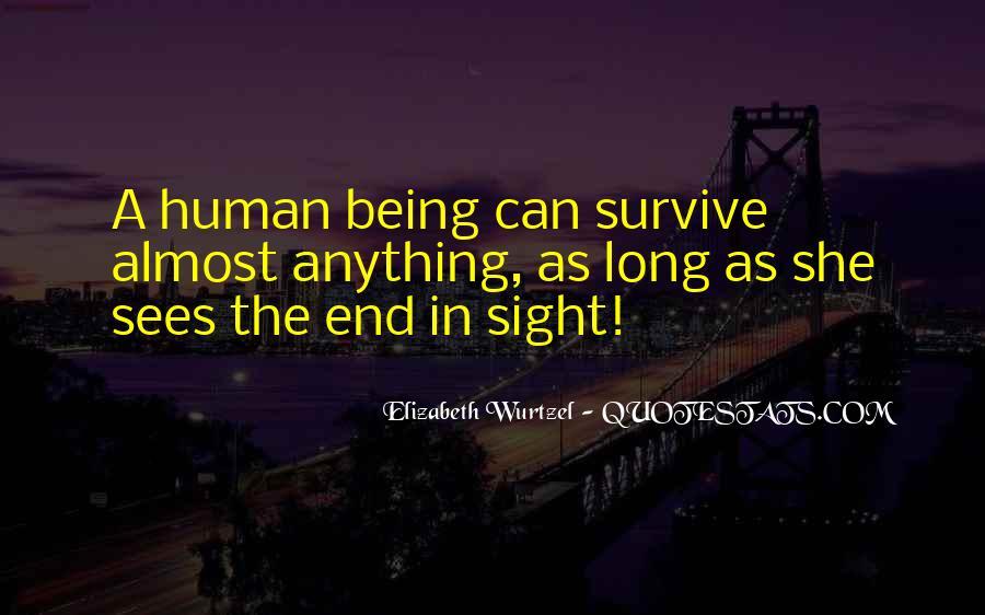 Elizabeth Wurtzel Quotes #1321344