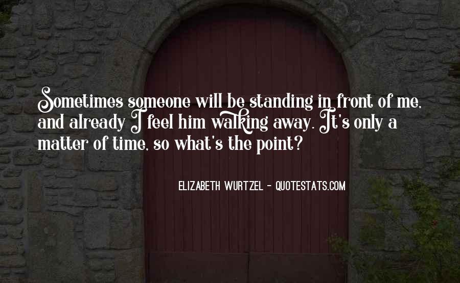Elizabeth Wurtzel Quotes #1332785