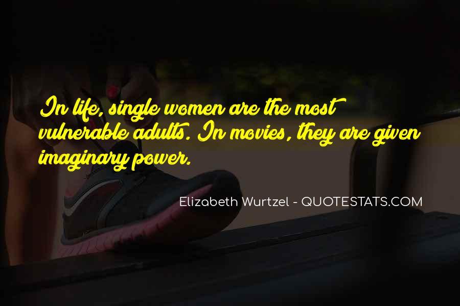 Elizabeth Wurtzel Quotes #1335526