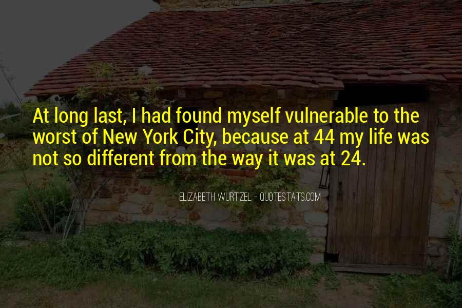 Elizabeth Wurtzel Quotes #1348270