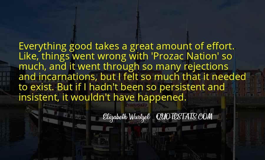 Elizabeth Wurtzel Quotes #1395466