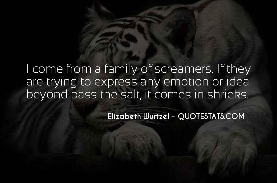 Elizabeth Wurtzel Quotes #1516949