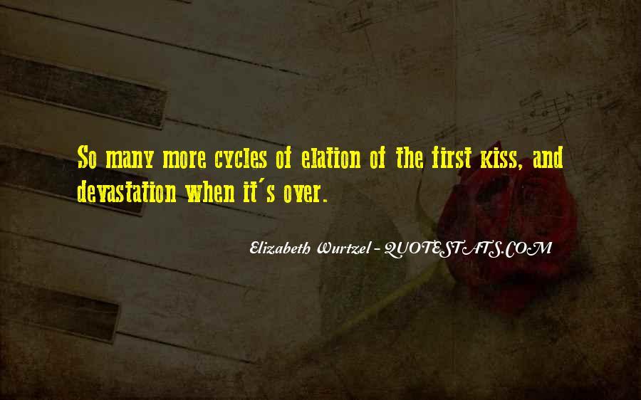 Elizabeth Wurtzel Quotes #1820360