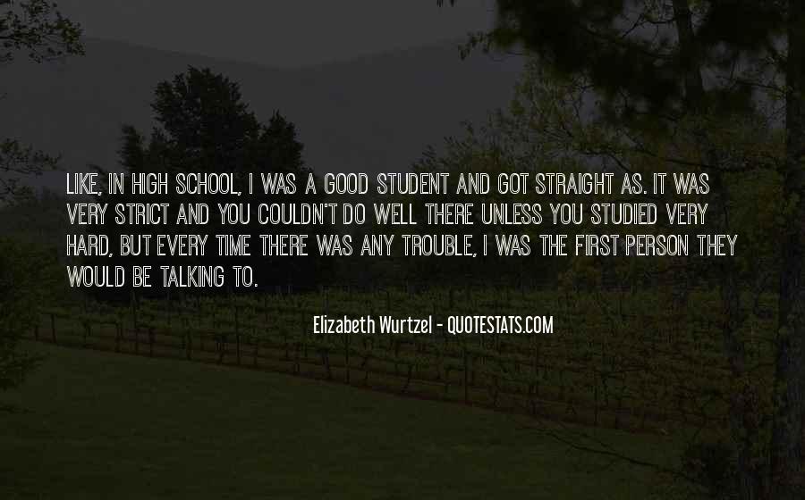 Elizabeth Wurtzel Quotes #1837571