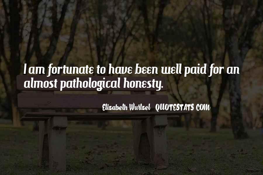 Elizabeth Wurtzel Quotes #205725