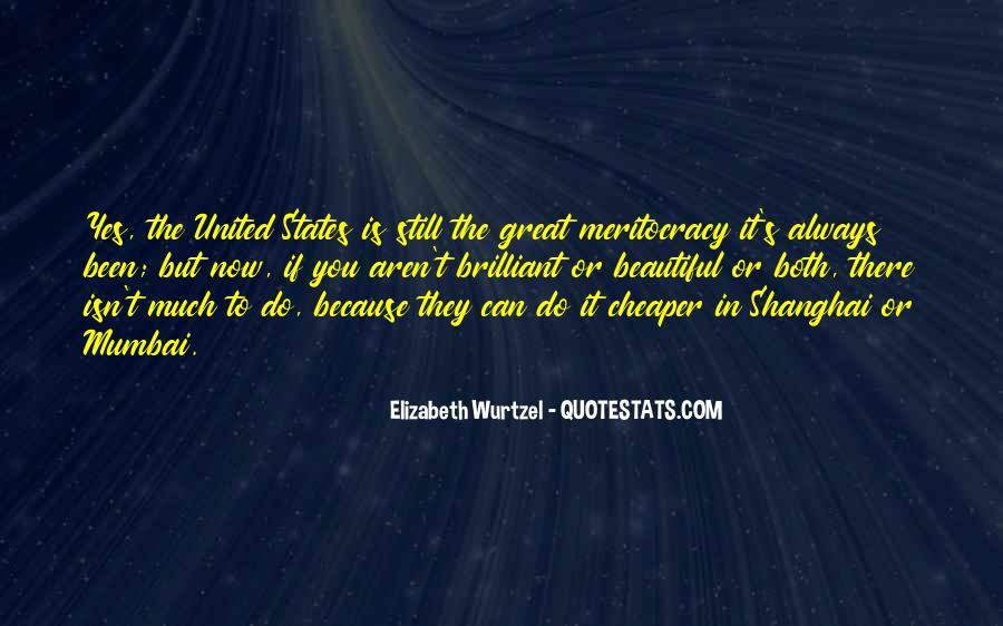 Elizabeth Wurtzel Quotes #298936