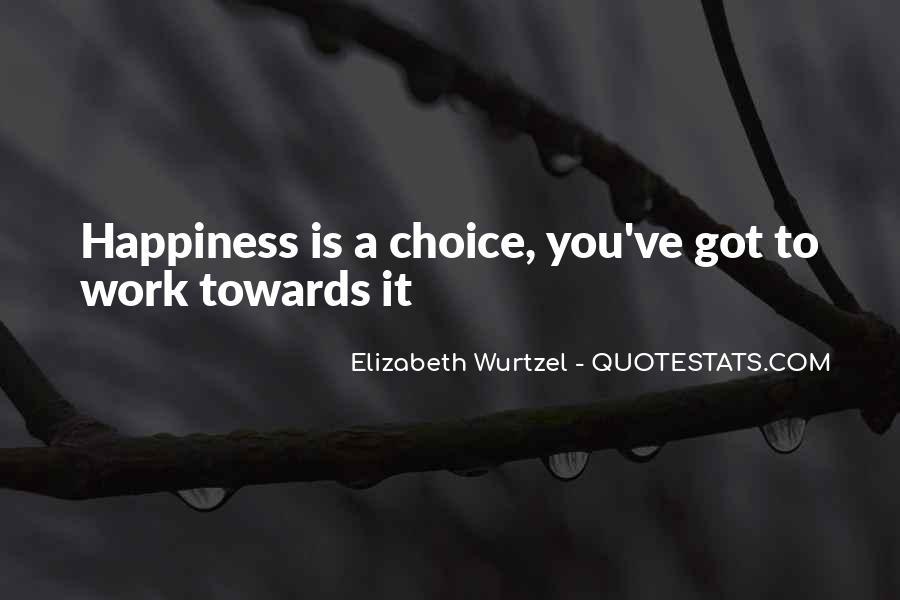 Elizabeth Wurtzel Quotes #59739