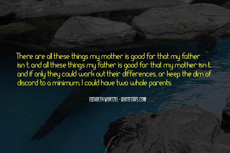 Elizabeth Wurtzel Quotes #688222