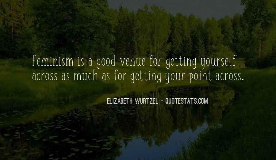 Elizabeth Wurtzel Quotes #841049