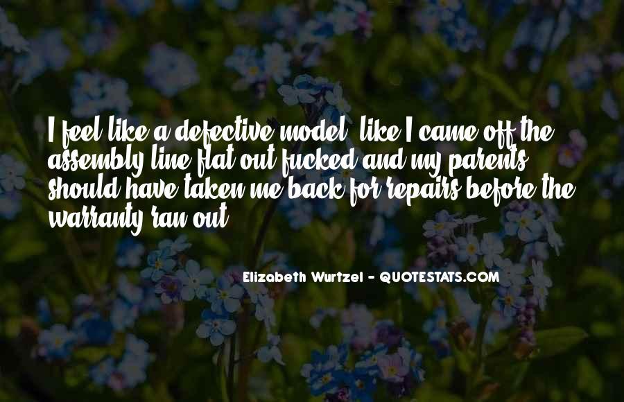 Elizabeth Wurtzel Quotes #864639
