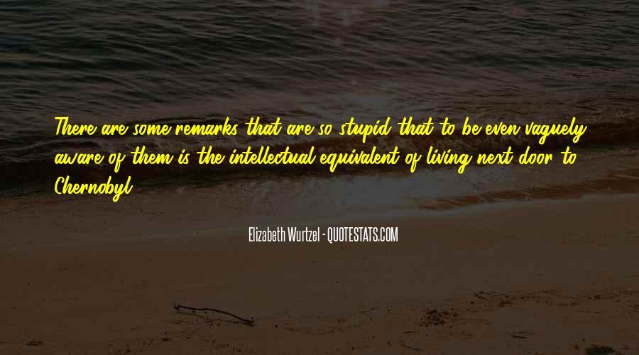 Elizabeth Wurtzel Quotes #963330