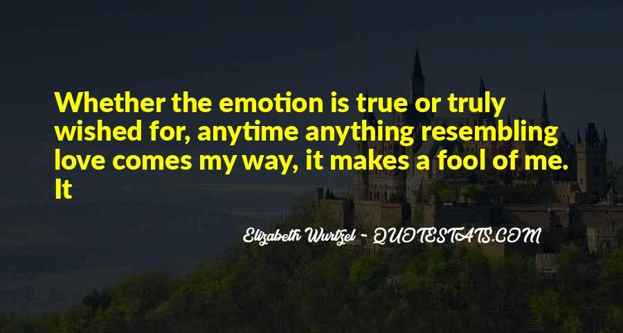 Elizabeth Wurtzel Quotes #997098