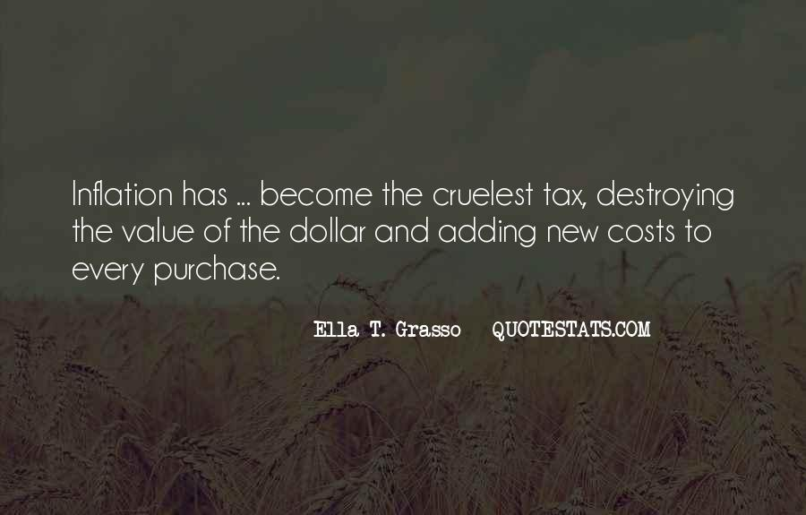 Ella T. Grasso Quotes #1275764