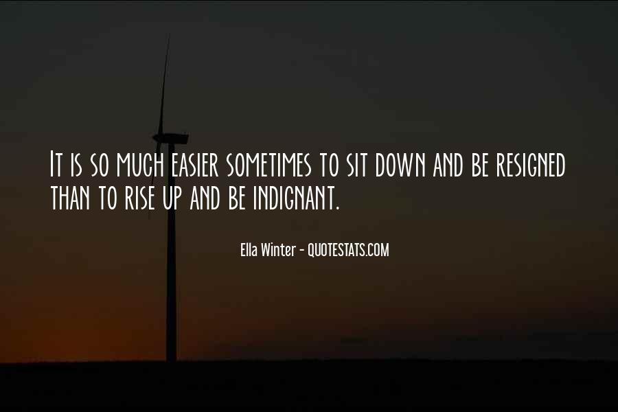 Ella Winter Quotes #662394