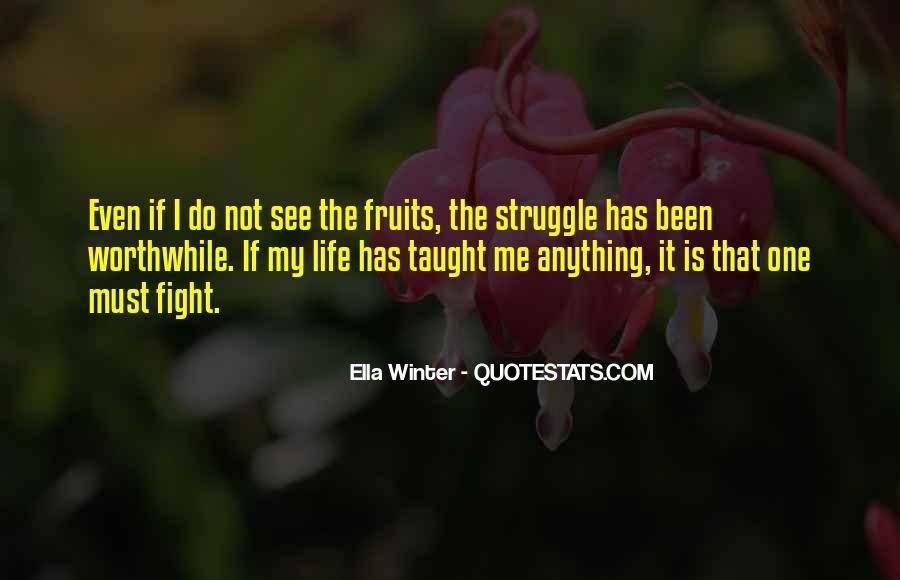 Ella Winter Quotes #883745