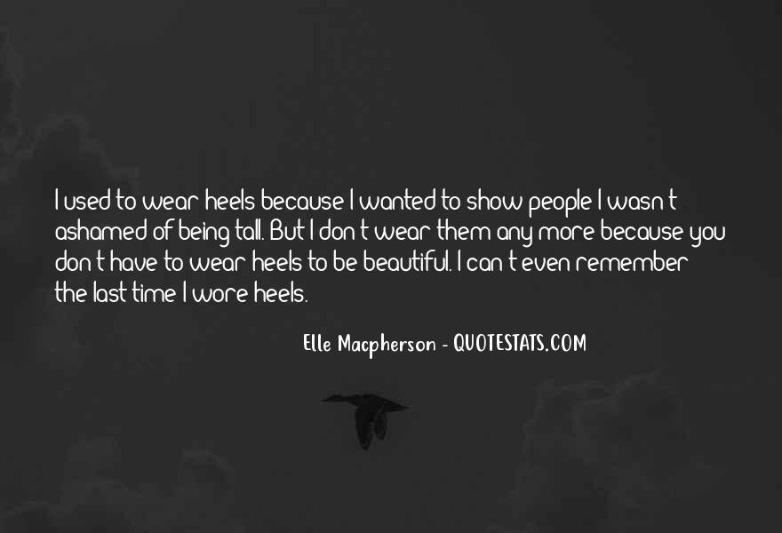 Elle Macpherson Quotes #1277461