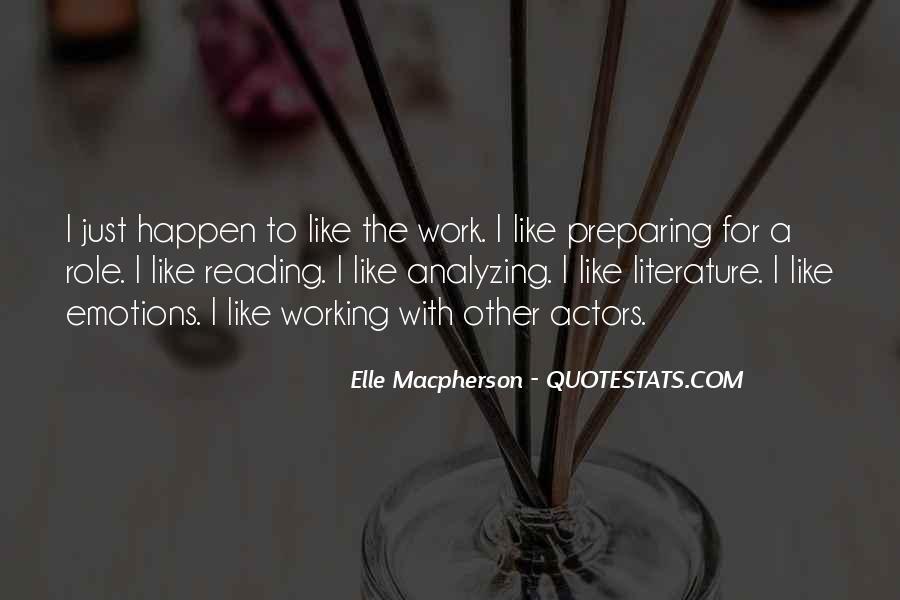 Elle Macpherson Quotes #199427