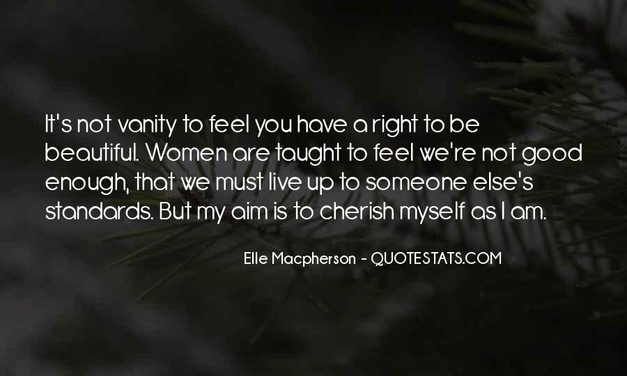 Elle Macpherson Quotes #662581