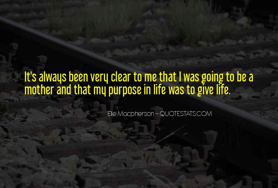 Elle Macpherson Quotes #720138