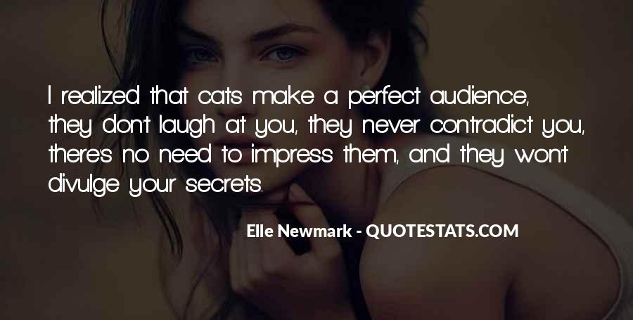 Elle Newmark Quotes #1561246