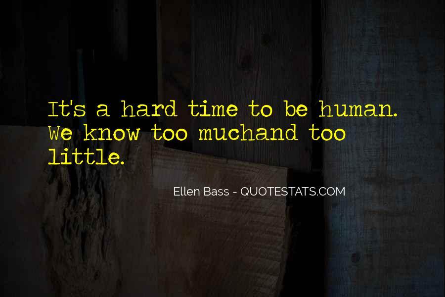 Ellen Bass Quotes #1247275
