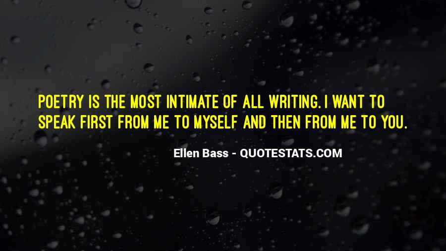Ellen Bass Quotes #1444201
