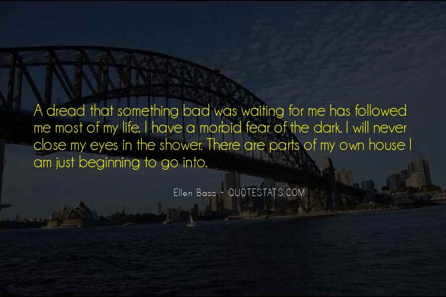 Ellen Bass Quotes #1851103