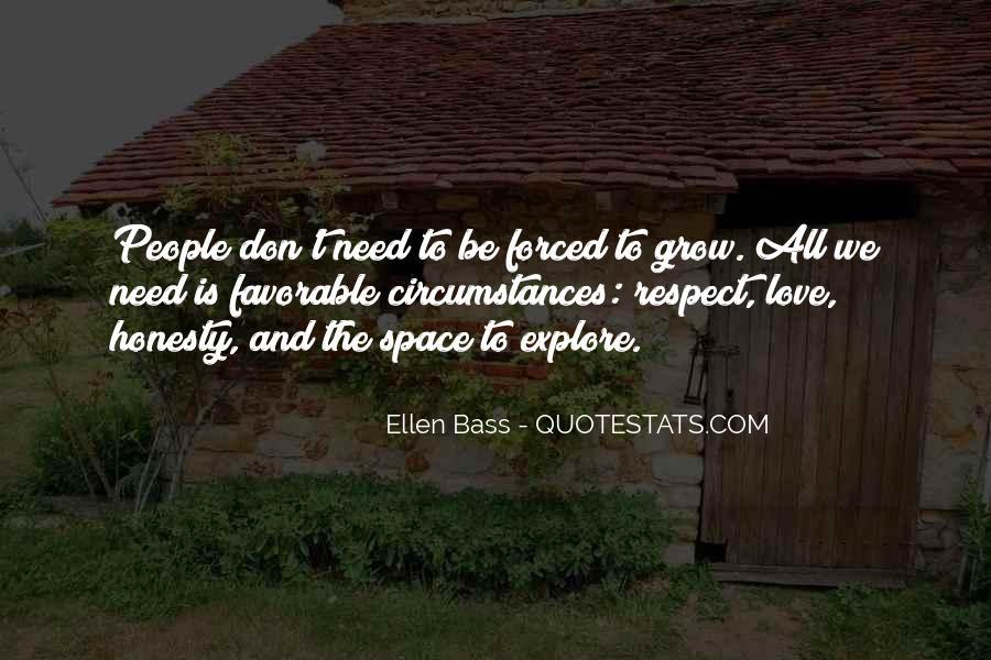 Ellen Bass Quotes #310158