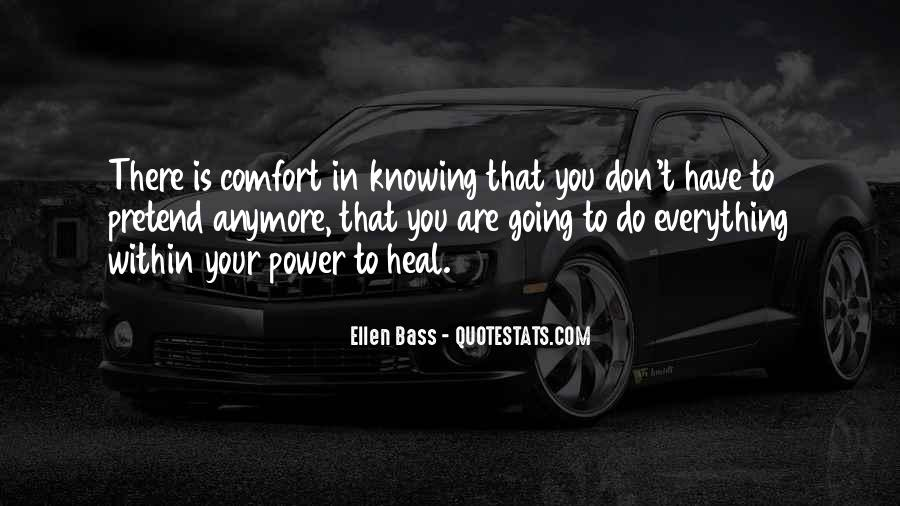 Ellen Bass Quotes #406470