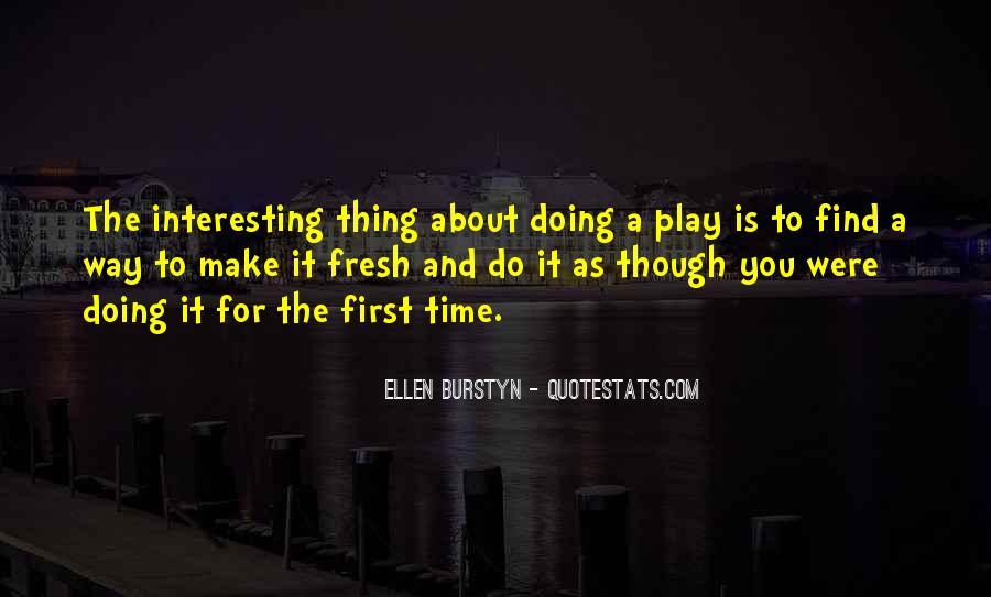 Ellen Burstyn Quotes #826643