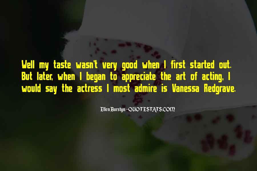 Ellen Burstyn Quotes #922349
