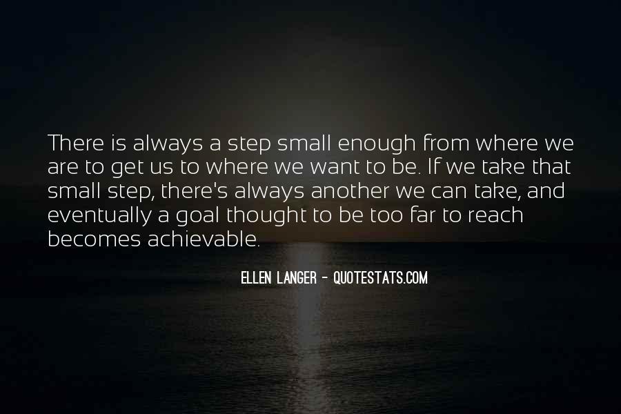 Ellen Langer Quotes #1104506
