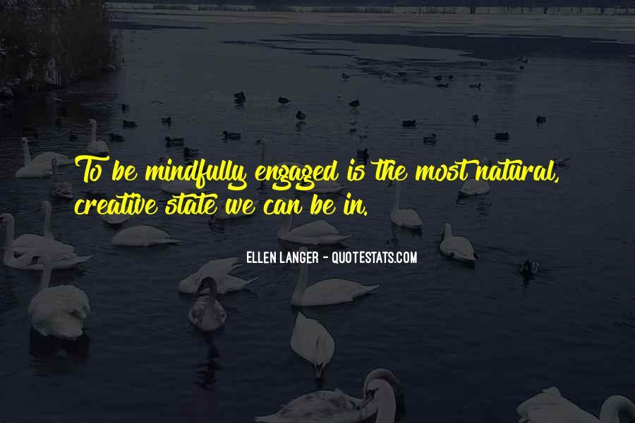Ellen Langer Quotes #1658837