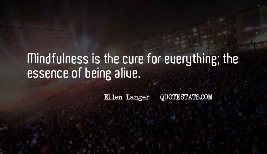 Ellen Langer Quotes #166166