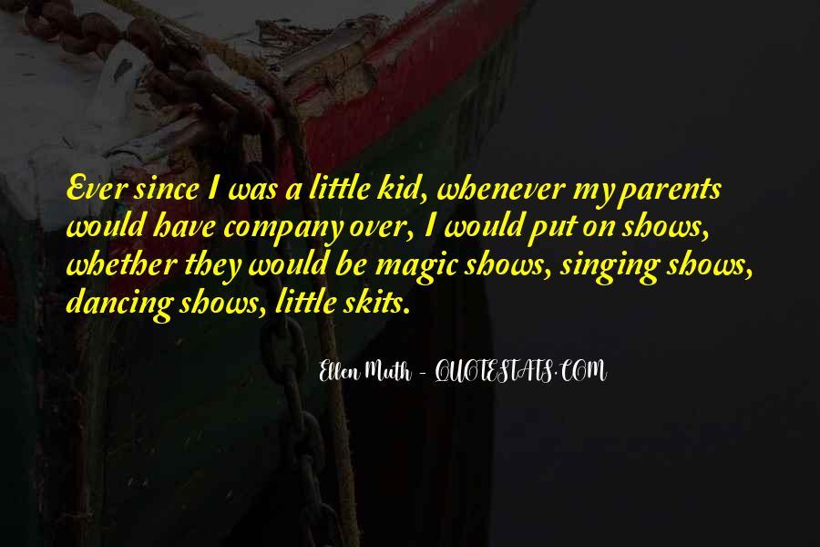 Ellen Muth Quotes #1169562