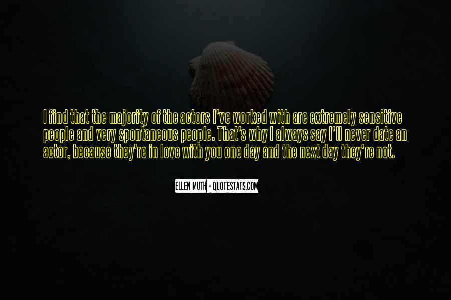 Ellen Muth Quotes #1505144