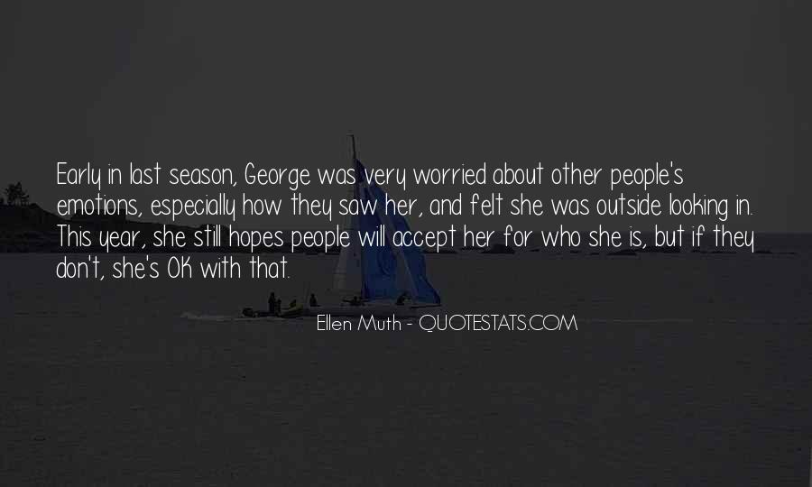 Ellen Muth Quotes #152195