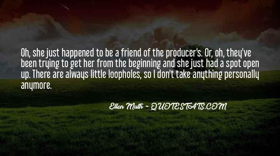 Ellen Muth Quotes #49593