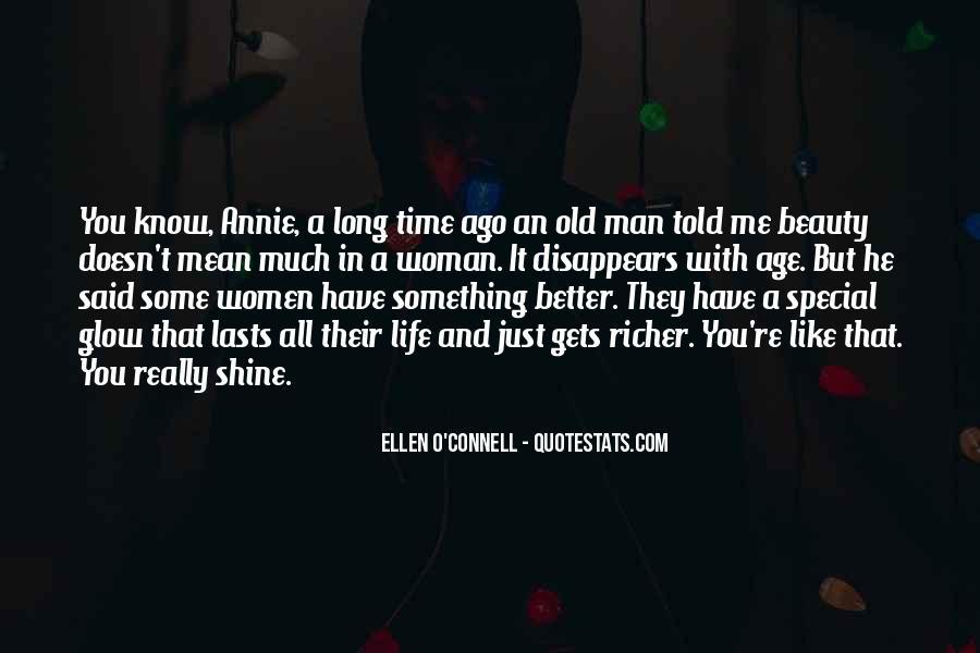 Ellen O'Connell Quotes #120237
