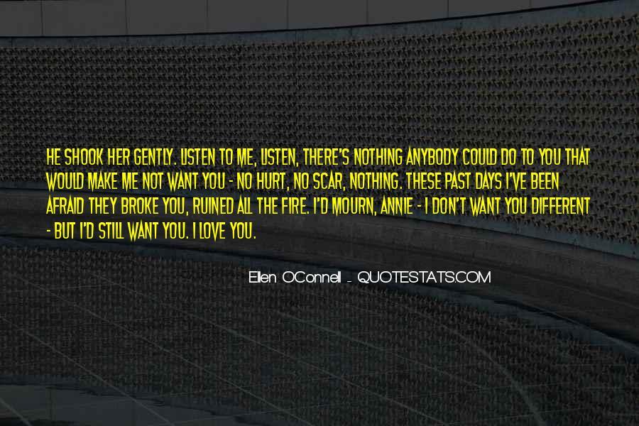 Ellen O'Connell Quotes #780000