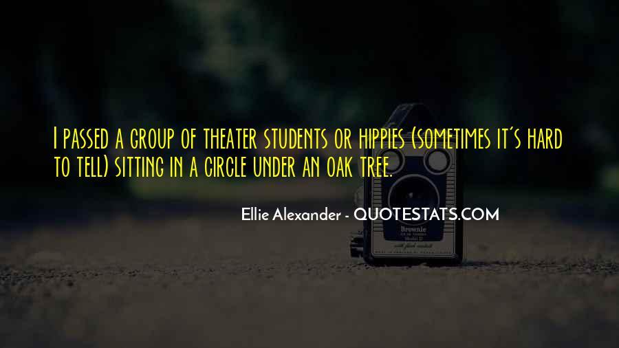 Ellie Alexander Quotes #893246