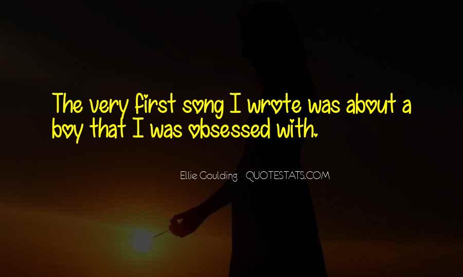 Ellie Goulding Quotes #1041174