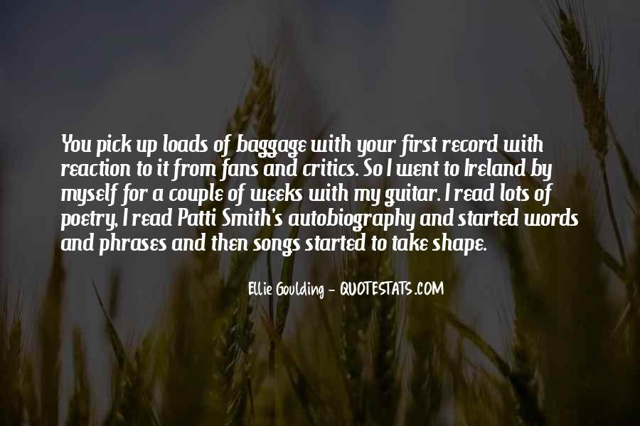 Ellie Goulding Quotes #106851