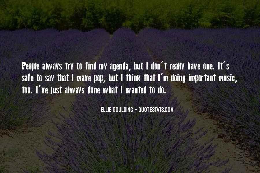 Ellie Goulding Quotes #122617