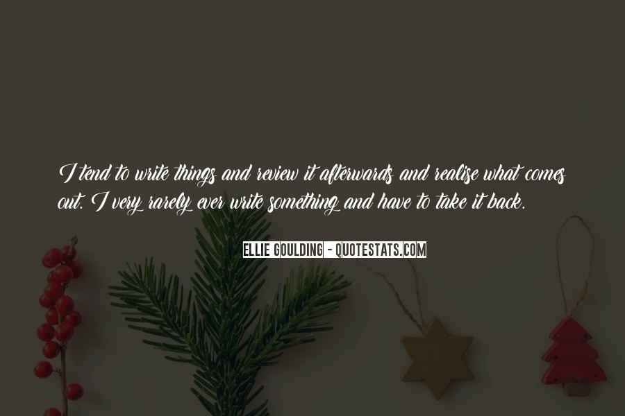 Ellie Goulding Quotes #159025